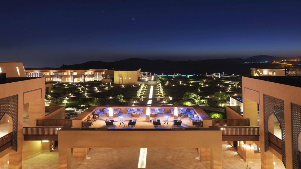 Anantara Al Jabal Al Akhdar Resort Dining Al Shourfa