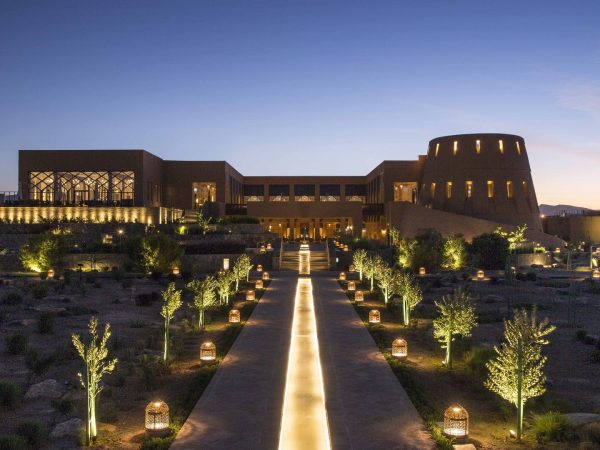 Anantara Al Jabal Al Akhdar Resort Exterior