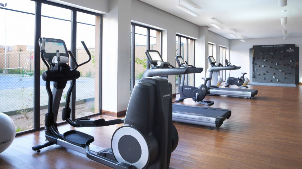 Anantara Al Jabal Al Akhdar Resort Fitness Centre