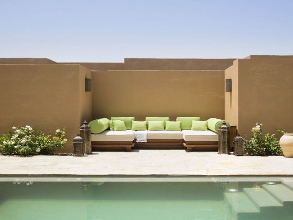 Anantara Al Jabal Al Akhdar Resort One Bedroom Garden Pool Villa Exterior