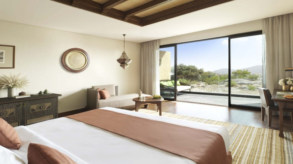 Anantara Al Jabal Al Akhdar Resort Premier Canyon View Room