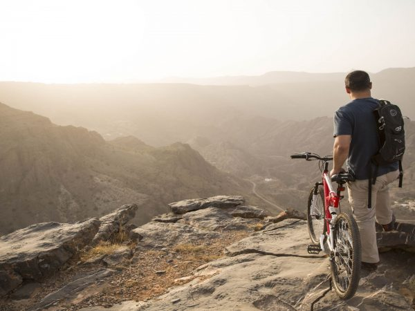 Anantara Al Jabal Al Akhdar Resort Recreation Biking