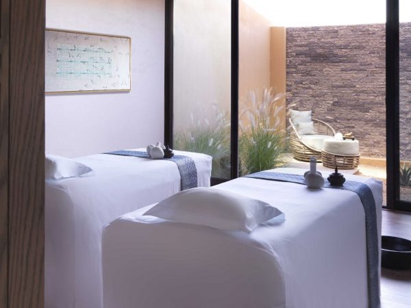 Anantara Al Jabal Al Akhdar Resort Spa Couple Treatment Room