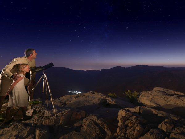 Anantara Al Jabal Al Akhdar Resort - Star Gazing