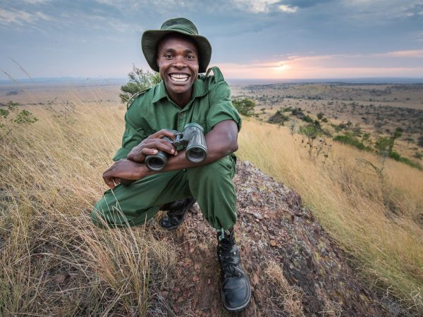 Singita Serengeti House Anti Poaching team