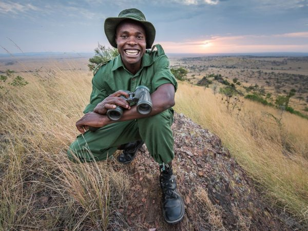 Singita-Sabora-Anti-Poaching-team