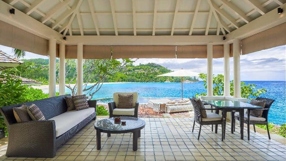 Banyan Tree Seychelles Royal Banyan Ocean View Pool Villa