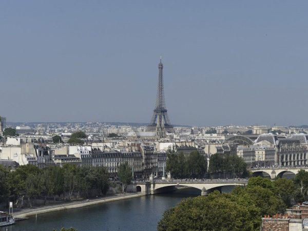 Cheval Blanc Paris View