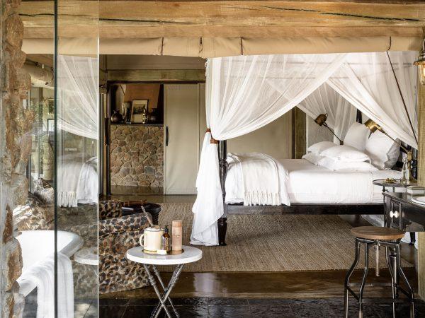 Singita Ebony Lodge Room
