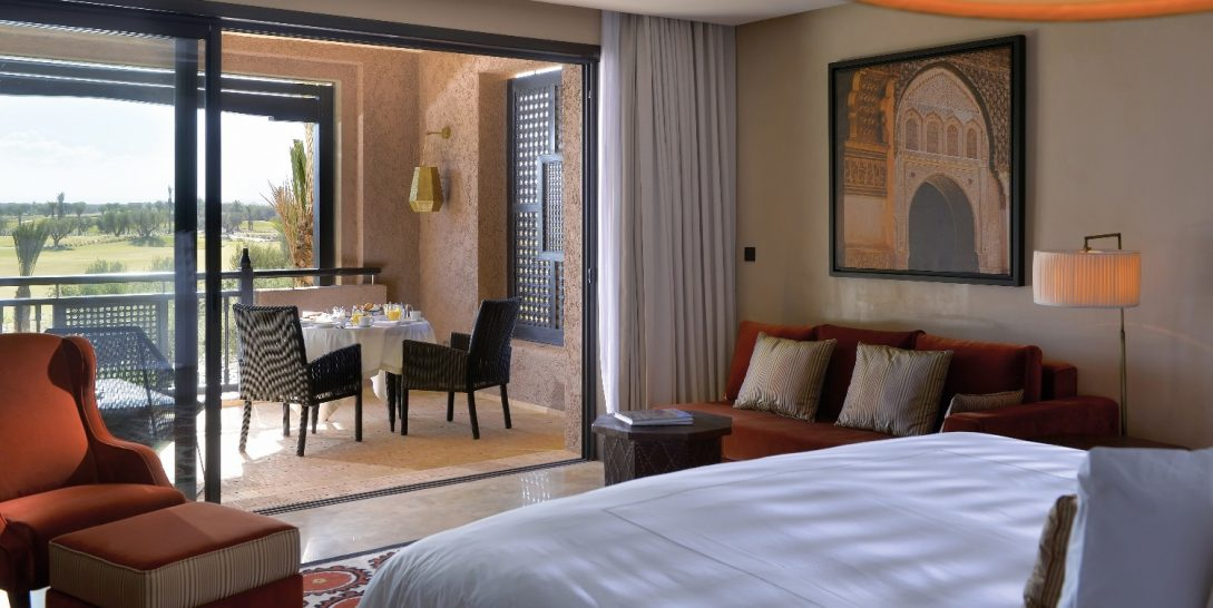 Fairmont Royal Palm Marrakech Deluxe Room