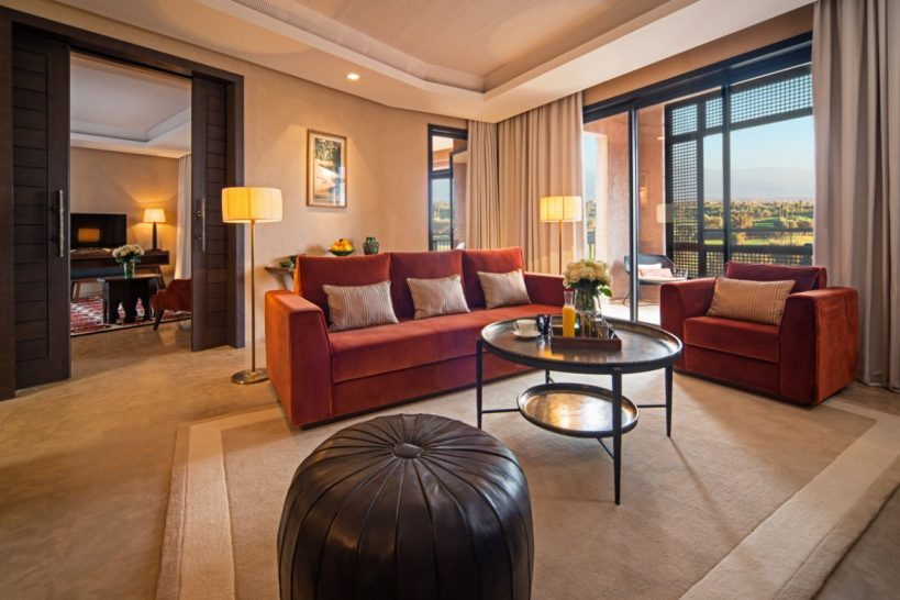 Fairmont Royal Palm Marrakech Deluxe Suite