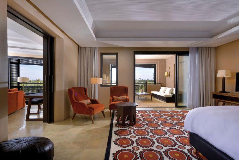 Fairmont Royal Palm Marrakech Family Suite