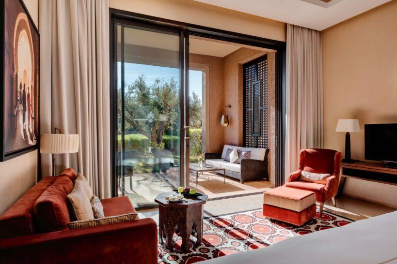 Fairmont Royal Palm Marrakech Junior Suite Garden View