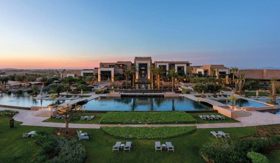 Fairmont Royal Palm Marrakech Overview
