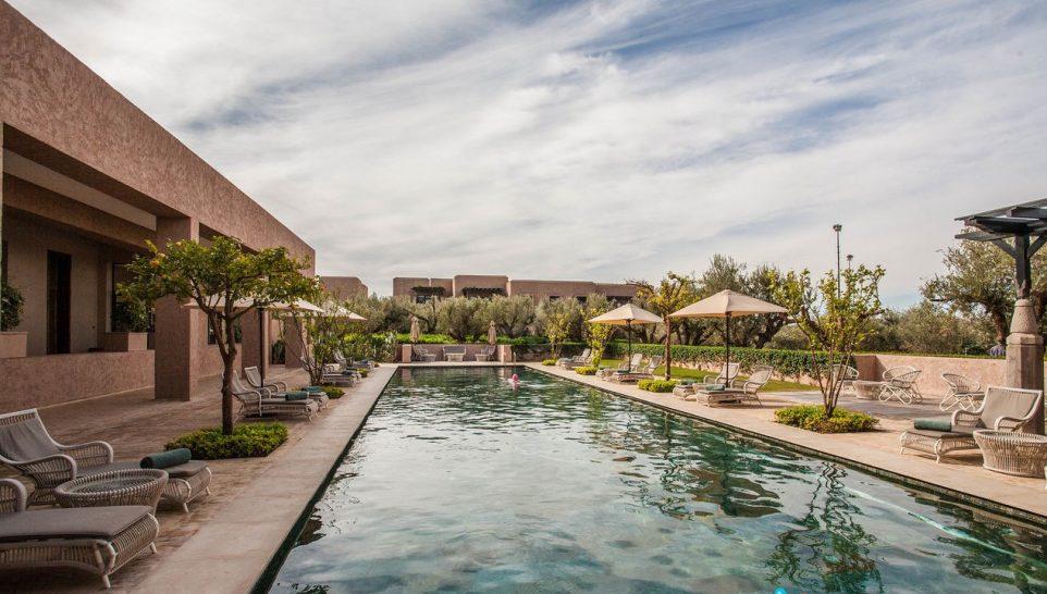 Fairmont Royal Palm Marrakech Pool