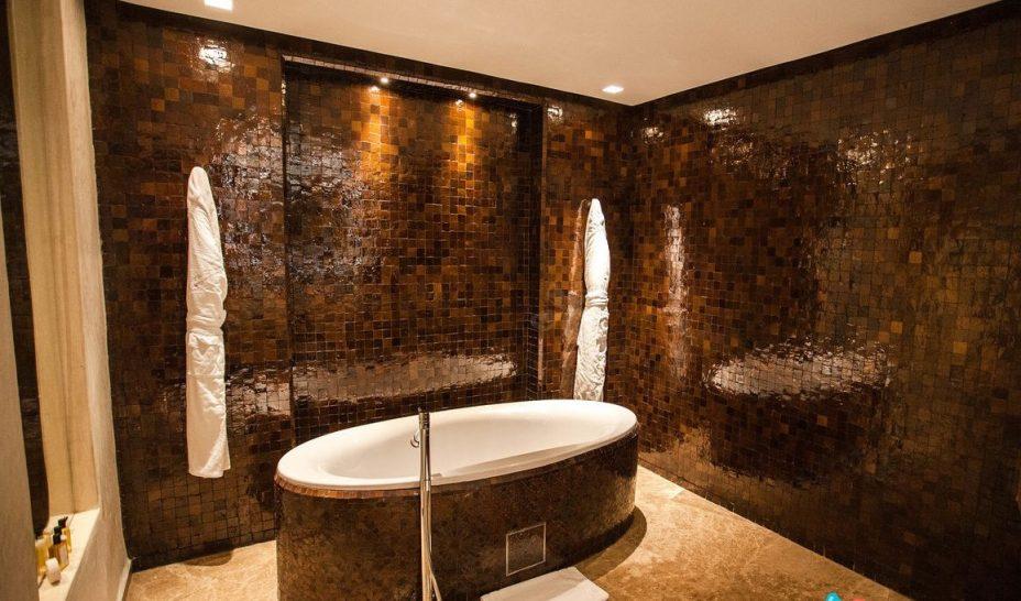 Fairmont Royal Palm Marrakech Presidential Suite Bathroom