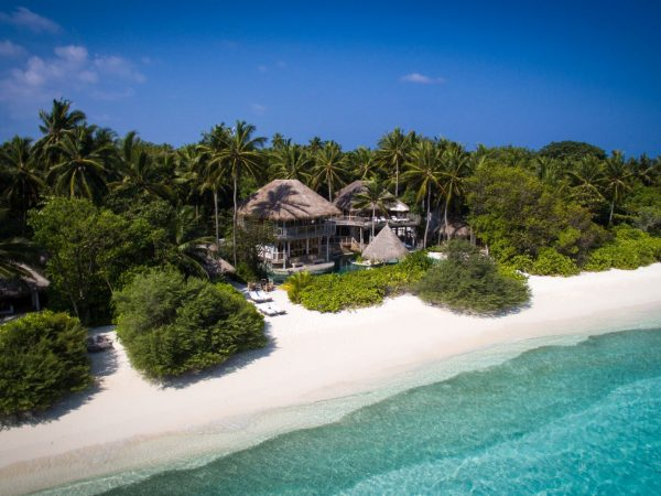 Fushi Jungle Reserve Villa36 side aerial 2 by Moritz Krebs