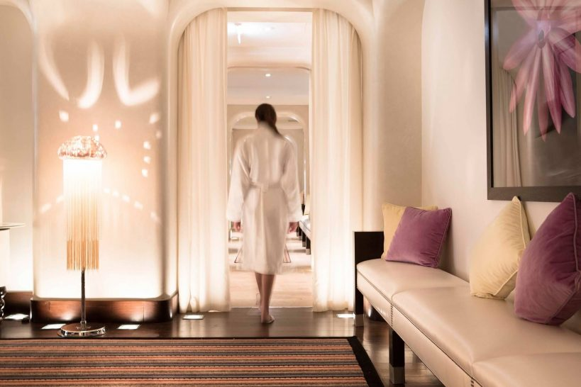 La Reserve Geneve Hotel and Spa Nescens Better Aging