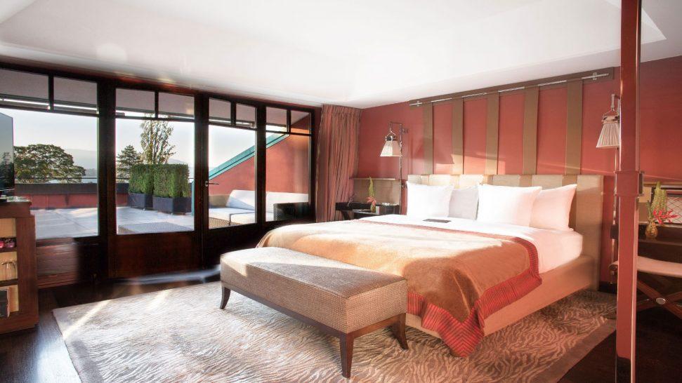 La Reserve Geneve Lake Mont Blanc Suite