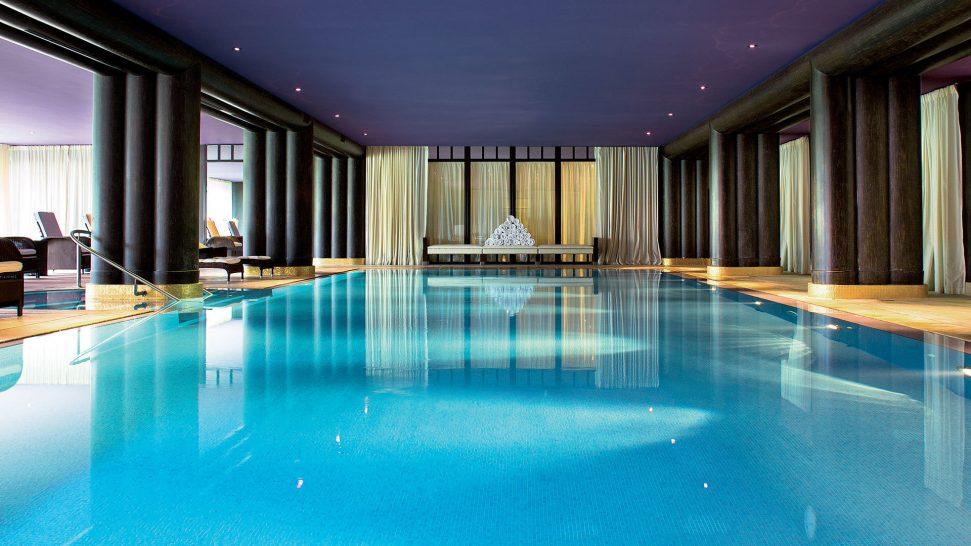 La Reserve Geneve Nescens Spa Pool