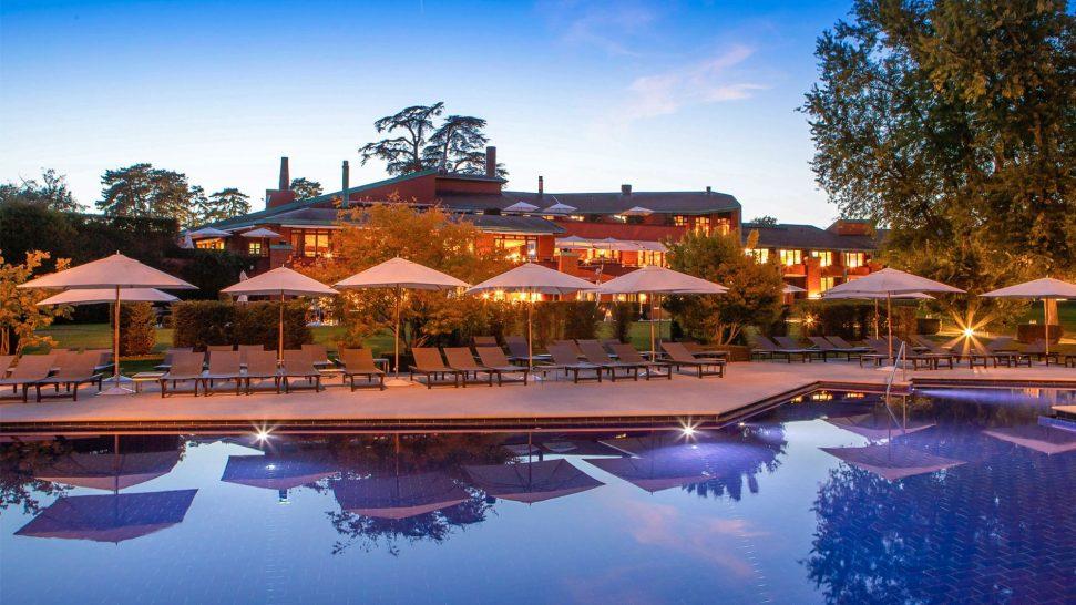 La Reserve Geneve Outdoor Pool