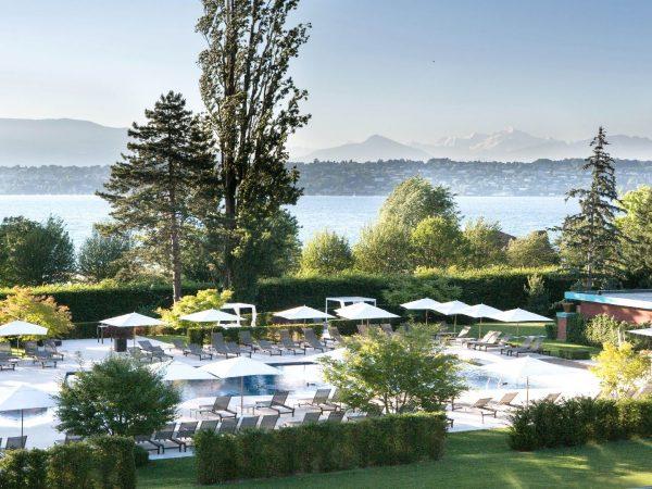 La Reserve Geneve Pool Park