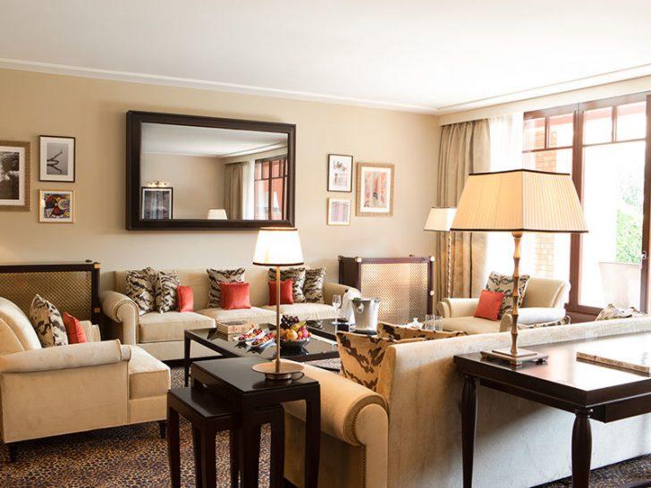 La Reserve Geneve Presidential suite