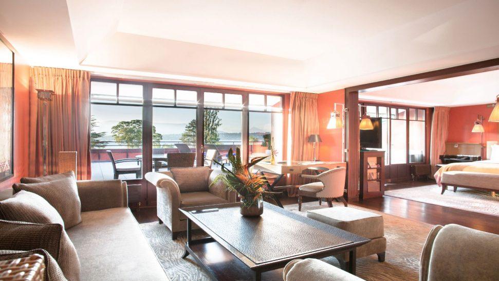 La Reserve Geneve Royale suite