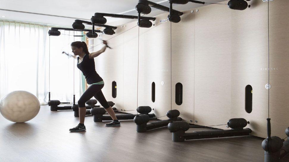 La Reserve Geneve gym