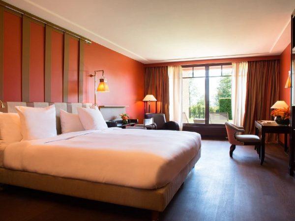La Reserve Geneve room