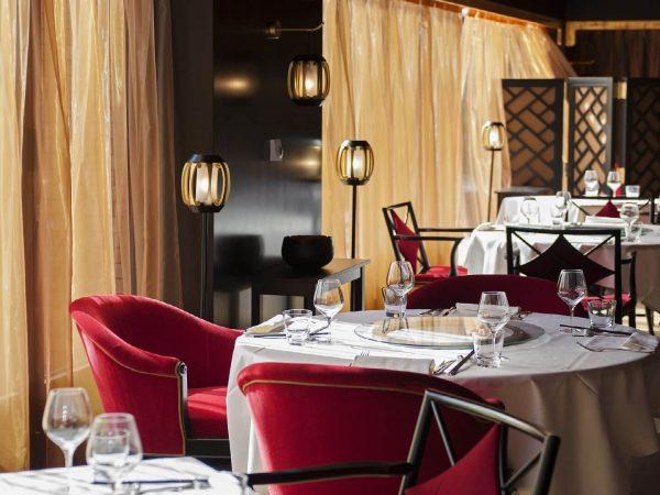 La Reserve Geneve restaurant