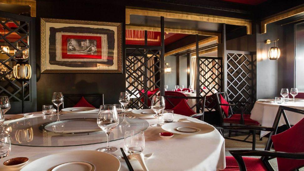 La Reserve Geneve restaurants