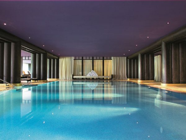 La Reserve Geneve pool