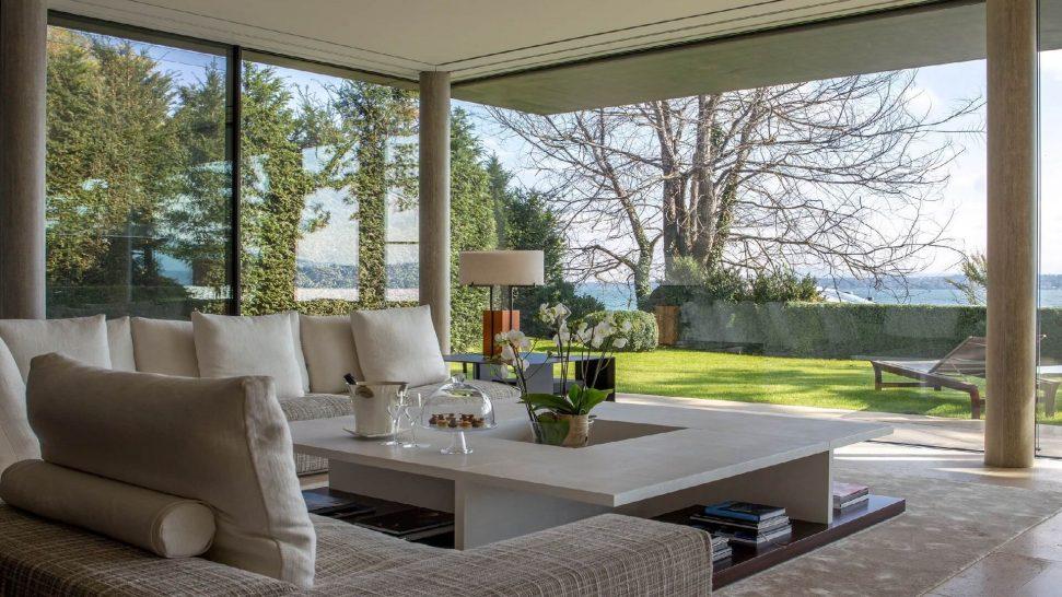 La Reserve Geneve villa