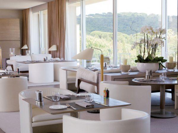 La Reserve Ramatuelle Dining