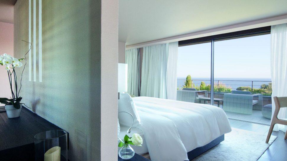 La Reserve Ramatuelle superior room sea view