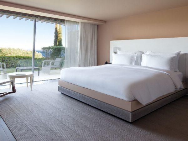 La Reserve Ramatuelle Prestige Suite Bedroom
