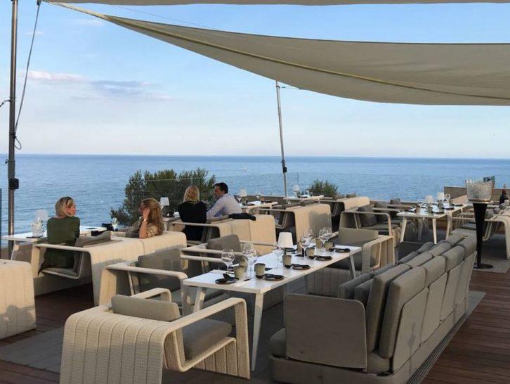 La Reserve Ramatuelle La Voile Restaurant