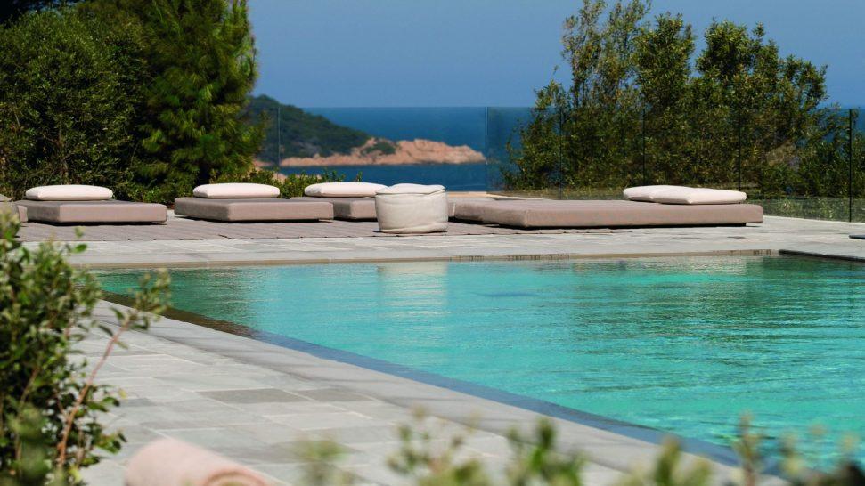 La Reserve Ramatuelle Pool