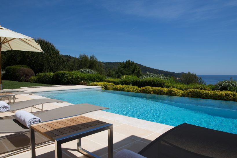 La Reserve Ramatuelle Villa Pool