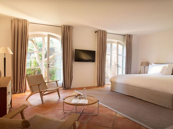 La Reserve Ramatuelle Villa RoomLa Reserve Ramatuelle Villa Room