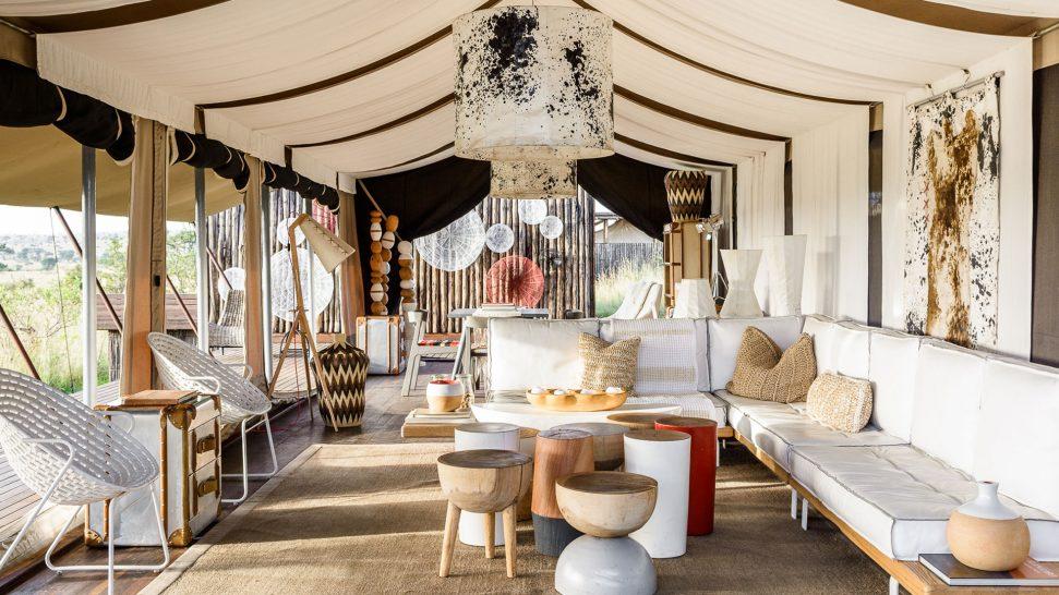 Mara River Tented Camp