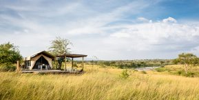 Singita Mara River Tented Camp