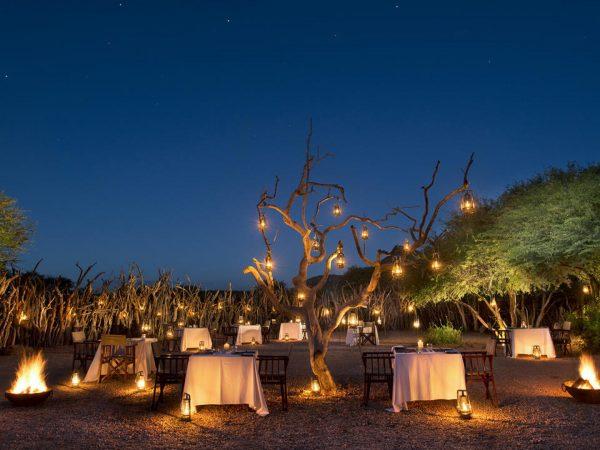 Marataba Safari Lodge Boma Dinner