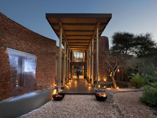 Marataba Safari Lodge Exteriors Entrance
