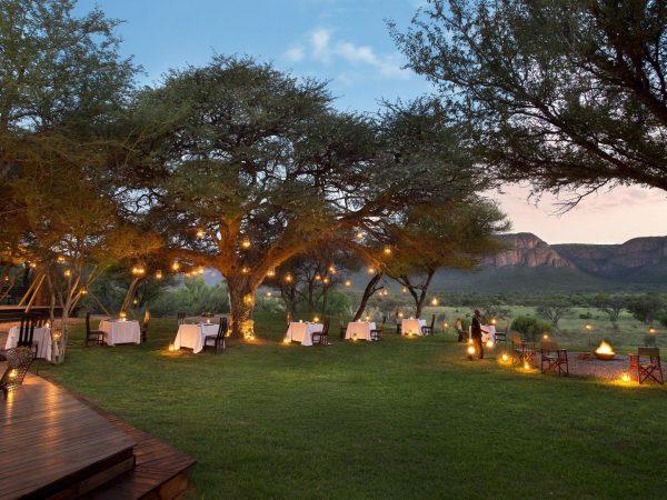 Marataba Safari Lodge Exteriors Lawn