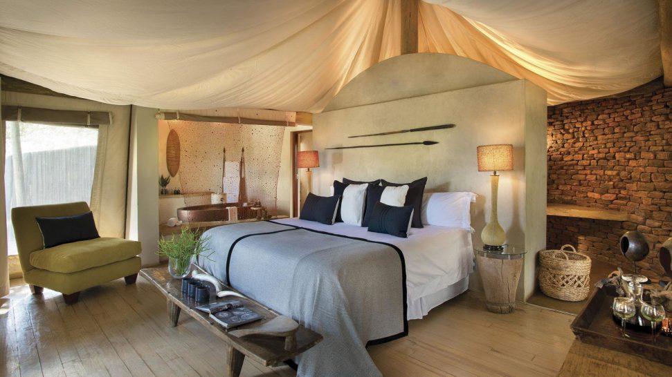 Marataba Safari Lodge Luxury Tented Suite