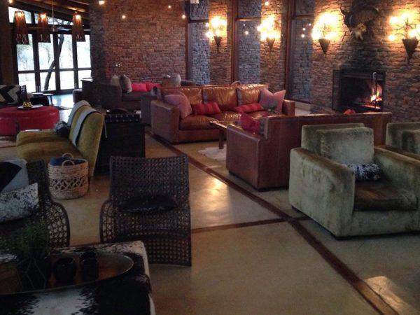 Marataba Safari Lodge Main Lounge Area