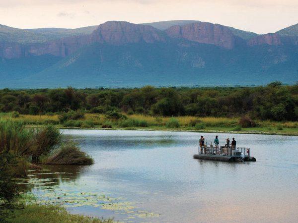 Marataba Safari Lodge Matlabas River