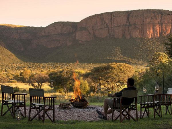Marataba Safari Lodge Outside Area